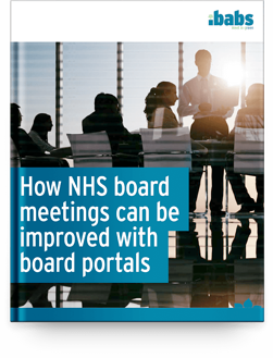How NHS board meetings can be improved with board portals.png