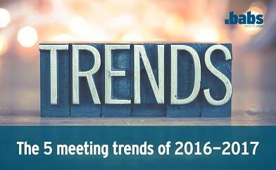 Meeting Trends