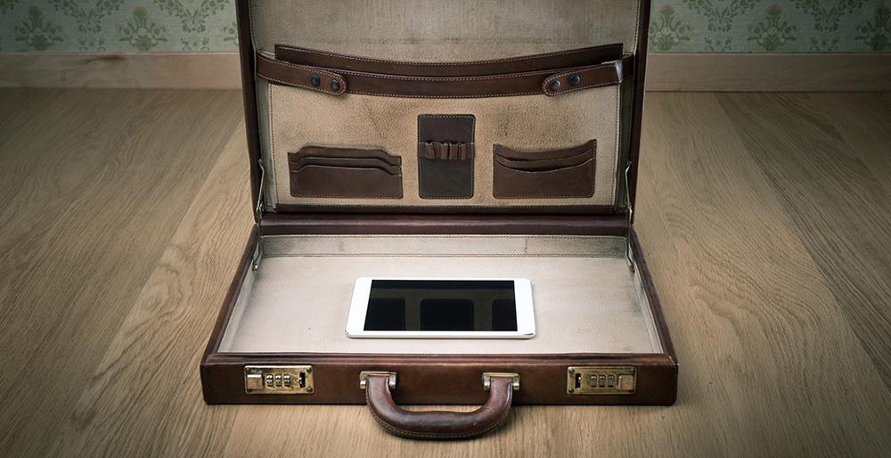 papierloos-vergaderen-van-aktetas-naar tablet